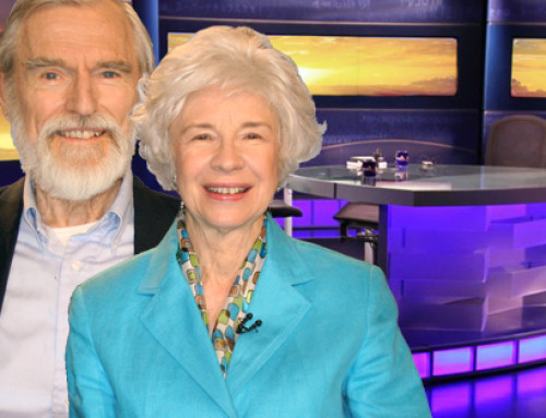 Chester & Betsy Interviewed on It's Supernatural with Sid Roth