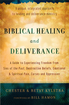 Integrated Approach to Biblical Healing Ministry Cover