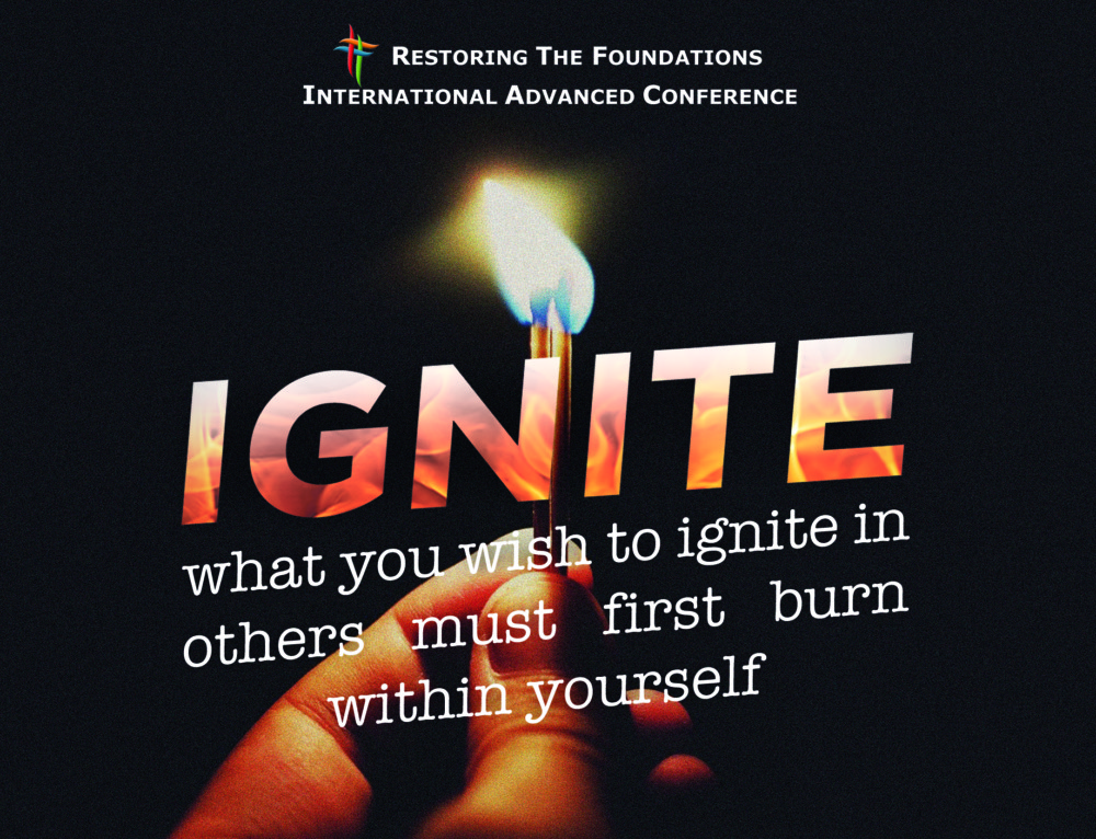 RTF International Conference 2017 – Ignite