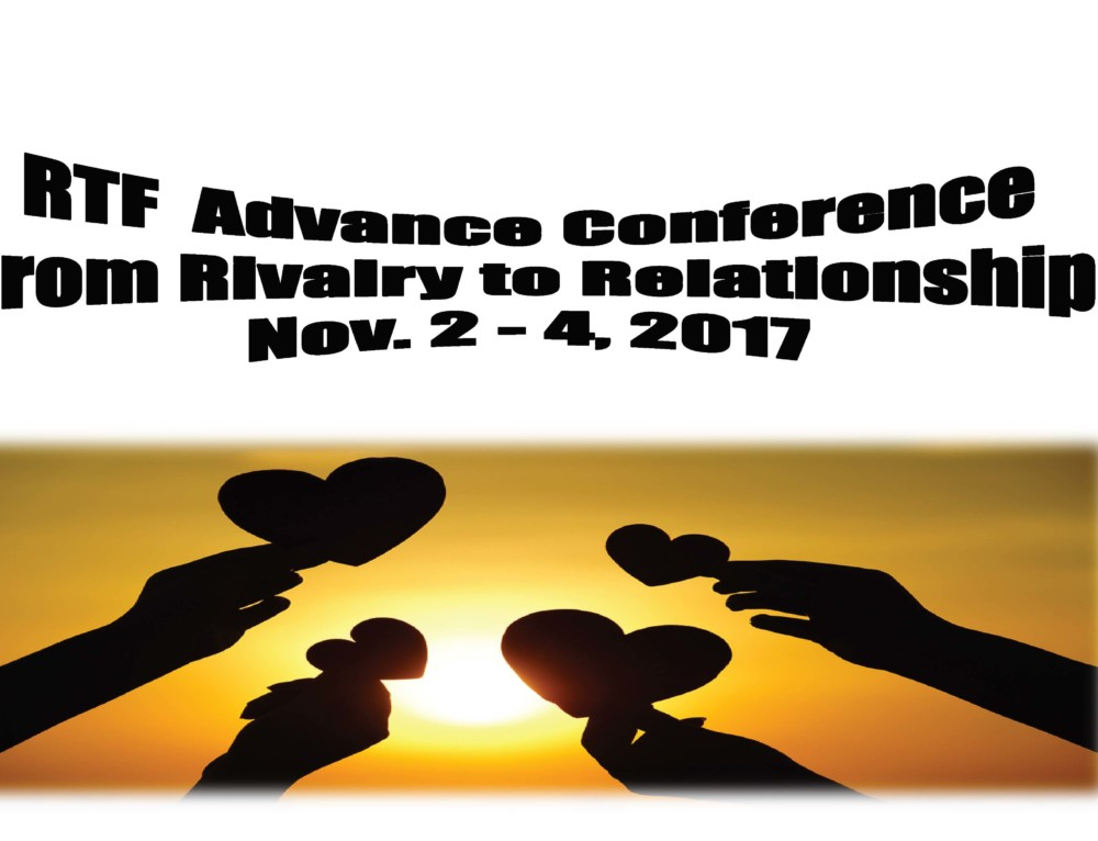 From Rivalry to Relationship Conference